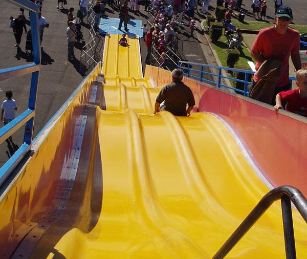 Kids Rides Giant Slide